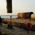 Installation of CP system @ Shuaiba Oil Pier – KNPC: (2011)
